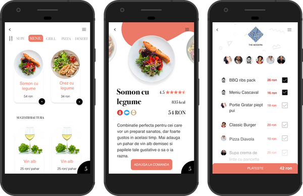 Why a mobile app for ordering and paying in restaurants is not a good business idea