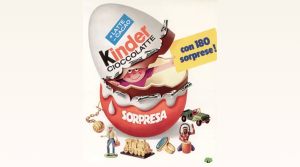 What Product Designers can learn from the Kinder Egg